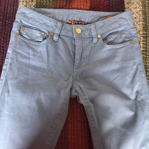 Tory Burch Pants - Tory Burch Alexa Cropped Skinny Pants Size 25